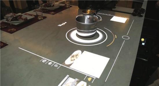 H κουζίνα του μέλλοντος....