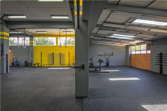 FITBOX 66, Crossfit γυμναστήριο στο Ελληνικό
