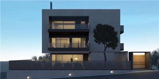 Σχεδιασμός και κατασκευή νεόδμητης Μονοκατοικίας στην Γλυφαδα