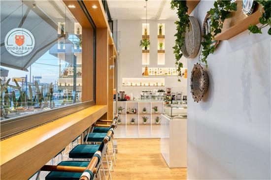 Κατασκευή καφετέριας Passaggio, Λ.Ποσειδώνος