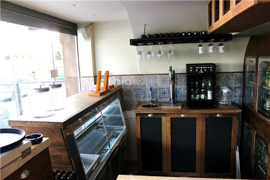 Κατασκευή Εστιατορίου Μossets & Vino, Γλυφάδα