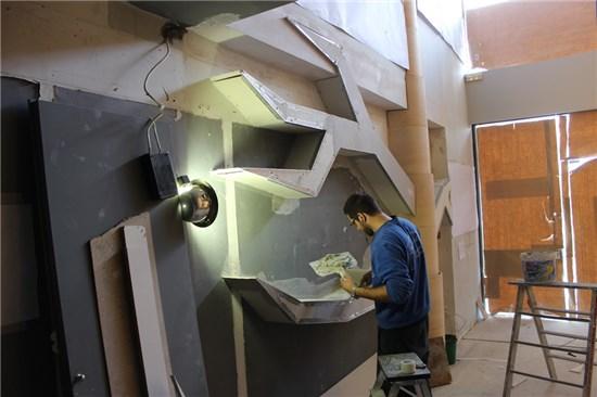 Κατασκευές γυψοσανίδας